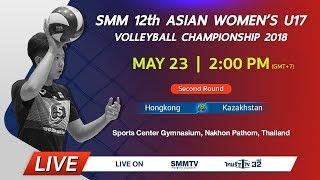 Hongkong vs Kazakhstan | Asian Women