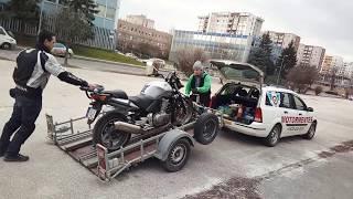 Motorszállítás: bemutatja a MotorAngel. 1. rész: naked bike - Onroad.hu