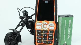 Land rover a8+ điện thoại pin khủng 18000mAh sạc được cho máy khác