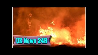 Sky views: the sad truth about the us wildfires  UK News 24H