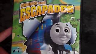 Thomas and Friends Home Media Reviews Episode 61 - Engines and Escapades