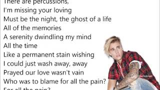 Justin Bieber - Been You (w/lyrics)