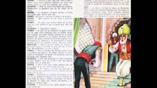 Cuentos Infantiles - Aladino y la Lámpara Maravillosa (Con Textos e Ilustraciones)