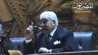 زاهي حواس : جثمان الملك  خوفو لايزال موجودة بالهرم الاكبر