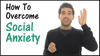 How To Overcome Social Anxiety - Quick & Lasting Impact