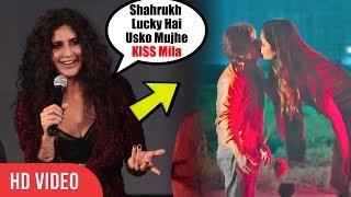 Katrina Kaif Reaction On KISSING Shahrukh Khan In #Zero #HusnParcham