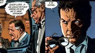Batman 1989 motion comic Part One
