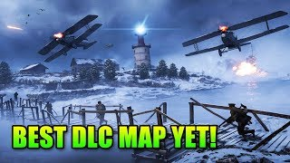 New Albion Map Is The Best Yet! | Battlefield 1 Map Review