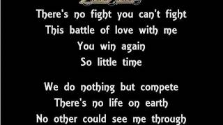 The Lyrics Of The Bee Gees- You Win Again