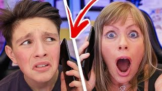CALLING MORGZ! 😮😱 OMFG HE ACTUALLY ANSWERED!!!!!!!!!!