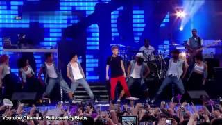 Justin Bieber   Boyfriend   MTV World Stage Live High Definition