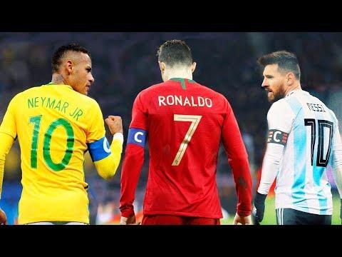 Xxx Mp4 Neymar Vs Cristiano Ronaldo Vs Messi ● National Heros 3gp Sex