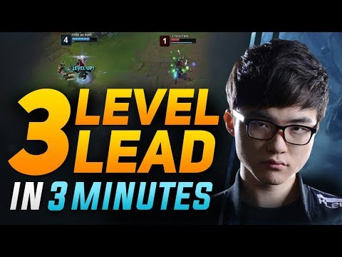 Xxx Mp4 How Faker Gets A 3 Level Lead In 3 Minutes 3gp Sex