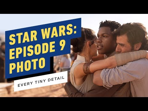 Xxx Mp4 Star Wars Episode 9 Cast Wrap Photo Every Tiny Detail We Noticed 3gp Sex