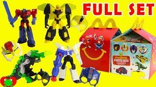 2017 Transformers McDonald