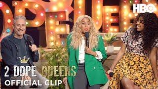 Grill & Chill w/ Jon Stewart | 2 Dope Queens | HBO
