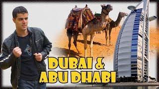 Dubai & Abu Dhabi - Viagem/Documentário (Em Português)