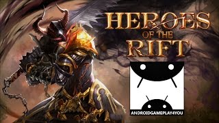 Heroes of the Rift Android GamePlay Trailer (1080p) (By CJKE) [Game For Kids]