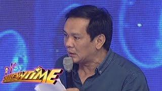 It's Showtime: Tsong Joey's pick up lines