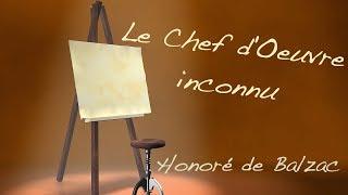 Livre audio : Le Chef d'Oeuvre inconnu, Honoré de Balzac (1ère Partie)