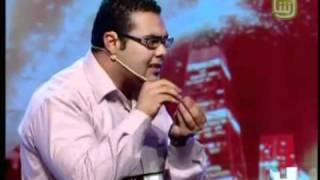Arabs Got Talent   Ep3   عمر قطامش والشعر الحرمنتيشي