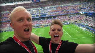 MY GREATEST FOOTBALL EXPERIENCE - CHAMPIONS LEAGUE FINAL 2016
