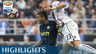 Inter - Cagliari - 1-2 - Highlights - Giornata 8 - Serie A TIM 2016/17