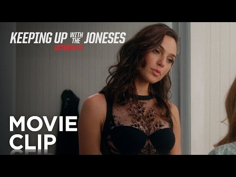 Xxx Mp4 Keeping Up With The Joneses Hello Karen Clip HD 20th Century FOX 3gp Sex