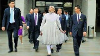 Narendra Modi Visit to China Funny Pictures
