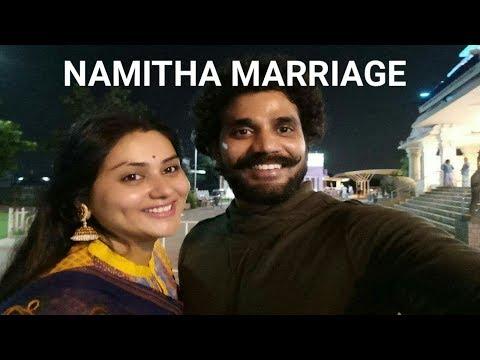 Xxx Mp4 நமிதா திடீர் திருமணம் Namitha Marriage Photo 3gp Sex