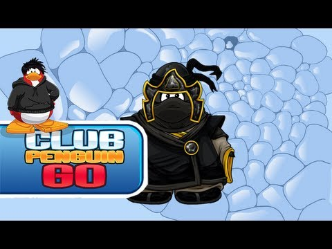 Club Penguin ¿Cómo tener el traje de las sombras