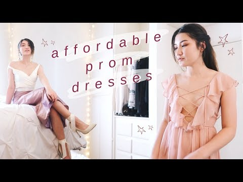 PROM DRESSES FOR UNDER 30 giveaway closed