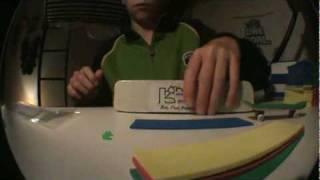 Steeze Tape- New fingerboard griptape company