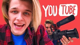 HOW TO FILM LIKE A YOUTUBER!