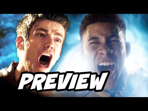 The Flash Season 3 Finale Preview Explained and Who Dies Theory