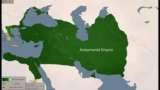The History of Achaemenid Empire (552-330BC)