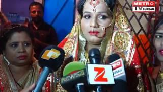 Kinner Meghna Married To Basudev In Nayapalli, Bhubaneswar