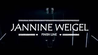 Jannine Weigel- Finish Line (Sub Español)