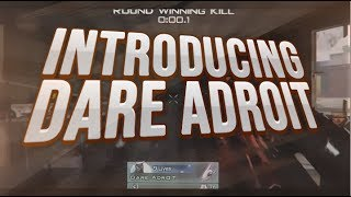 Introducing Dare Adroit!