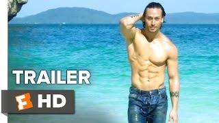 Baaghi Official Trailer 1 (2016) - Shraddha Kapoor, Tiger Shroff Movie HD