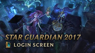 Star Guardian 2017 | Login Screen - League of Legends