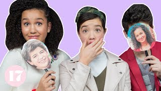 The Andi Mack Cast Plays the Ultimate Superlative Challenge