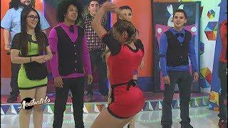 El movimiento sexy de Gabriela