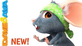 😘 Three Blind Mice | Nursery Rhymes and Baby Songs 😘