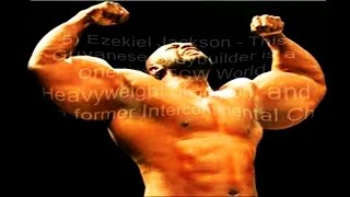 Ten Most Massive Physiques in Wrestling History (Brock Lesnar to Jeep Swenson)