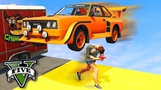 GTA V Online: PARKOUR vs CONTROLE REMOTO - VITÓRIA ÉPICA!!