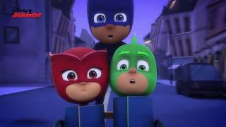 PJ Masks Super Pigiamini - Arrabbiarsi non serve a nulla! - Dall