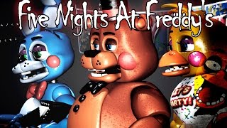 Five Nights At Freddy's - Creepypasta
