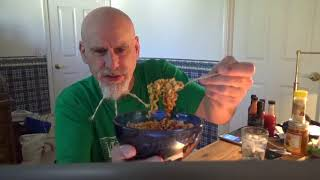 I CREATE AND EAT THE HOTTEST NOODLES ON EARTH!!! DO NOT ATTEMPT!!!