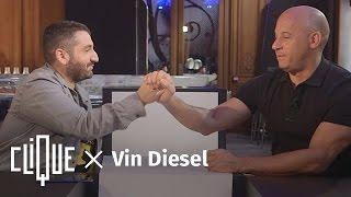 Clique x Vin Diesel (comme vous ne l